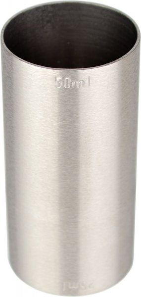 Thimble Bar Measure CE 25ml & 50ml Jigger - Stainless Steel
