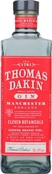 Thomas Dakin Manchester Gin 70cl