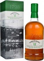Tobermory 12 Year Old Single Malt Scotch Whisky 70cl