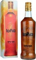 Tofka Toffee Vodka Spirit Drink 70cl