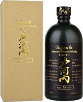 Togouchi 18 Year Old Japanese Blended Whisky 70cl
