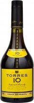 Torres 10 Reserva Imperial Brandy 70cl
