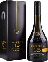 Torres 15 Reserva Privada Brandy 70cl