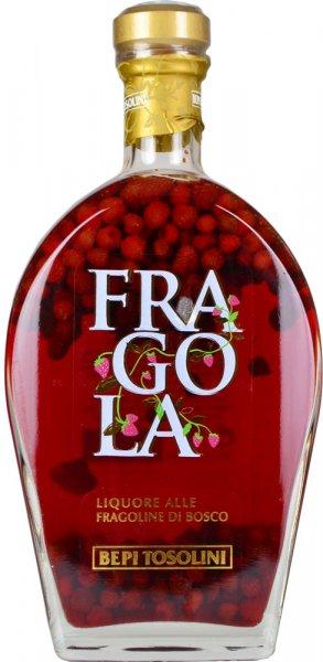Tosolini Fragola Wild Strawberry Liqueur 70cl