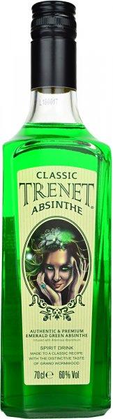 Trenet Classic Absinthe 60% 50cl