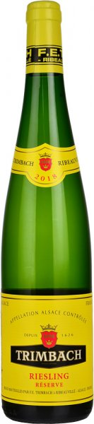 Trimbach Riesling Reserve 2019 75cl