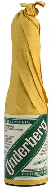 Underberg (natural herbal digestive) 2cl