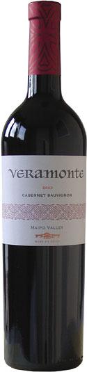 Veramonte Reserva Cabernet Sauvignon 75cl
