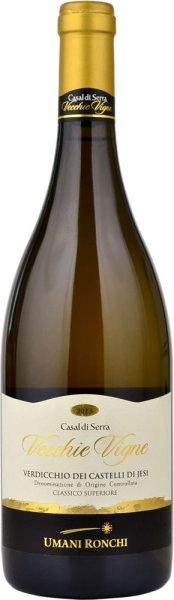 Verdicchio Classico Superiore Vecchie Vigne, Umani Ronchi 2013 75cl