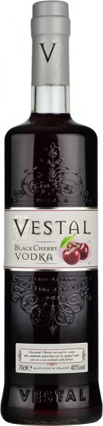 Vestal Black Cherry Vodka 70cl