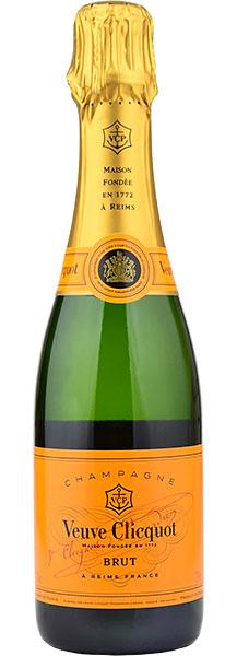 Veuve Clicquot Brut NV Champagne 37.5cl