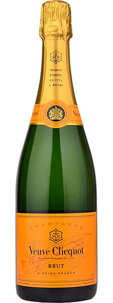 Veuve Clicquot Brut NV Champagne 75cl