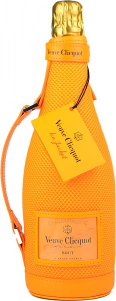 Veuve Clicquot Brut NV Champagne 75cl in Ice Jacket