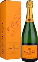 Veuve Clicquot Brut NV Champagne 75cl in Veuve Box