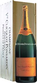 Veuve Clicquot Brut NV Champagne Balthazar (12 litre)