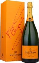 Veuve Clicquot Brut NV Champagne Magnum (1.5 litre) in Veuve Box