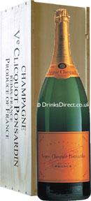 Veuve Clicquot Brut NV Champagne Salmanazar (9 litre)