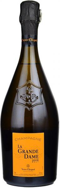 Veuve Clicquot La Grande Dame 2008 Champagne 75cl