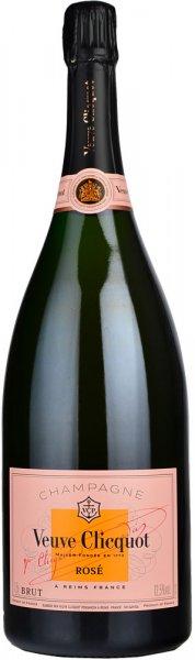 Veuve Clicquot Rose NV Champagne Magnum (1.5 litre)