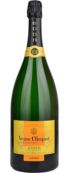Veuve Clicquot Vintage Brut 2012 Champagne Magnum (1.5 litre)