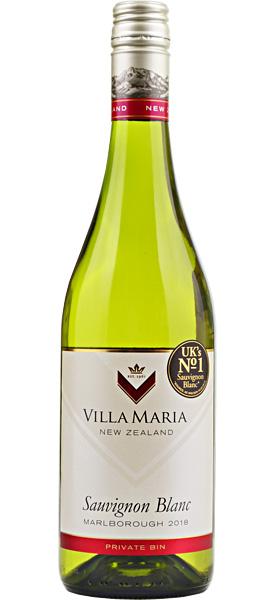 Villa Maria Private Bin Sauvignon Blanc 2018/2019 75cl