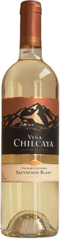 Vina Chilcaya Sauvignon Blanc 75cl
