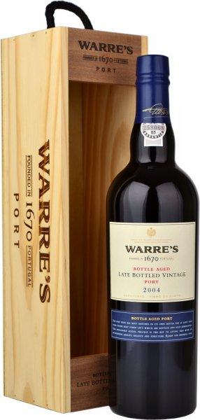 Warres Late Bottled Vintage Port 2004/2007 75cl