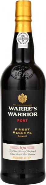 Warres Warrior Port 75cl