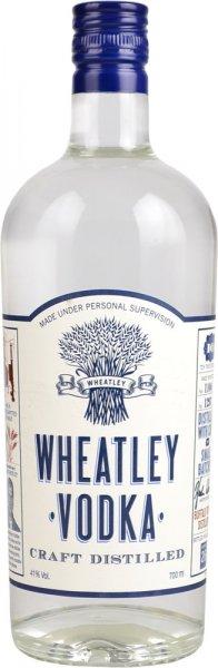 Wheatley Vodka Craft Distilled 70cl