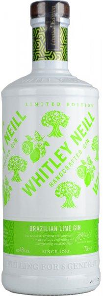 Whitley Neill Brazilian Lime Gin 70cl