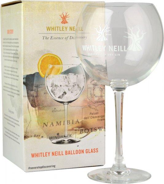 Whitley Neill Gin Balloon Glass