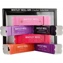 Whitley Neill Gin Christmas Crackers Gift Set 6x5cl