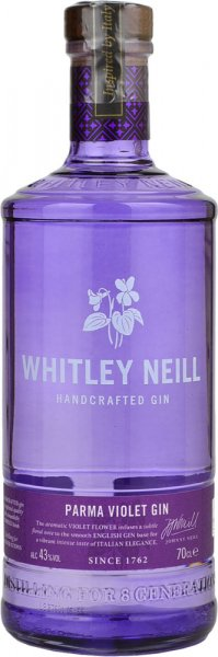 Whitley Neill Parma Violet Gin 70cl