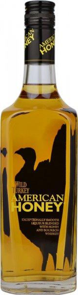 Wild Turkey American Honey Liqueur 70cl