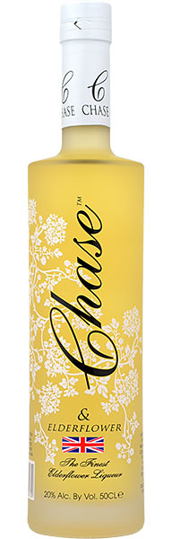 Williams Chase Elderflower Liqueur 50cl