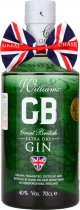 Williams Chase GB Extra Dry Gin 70cl