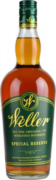 WL Weller Special Reserve Wheated Bourbon 75cl