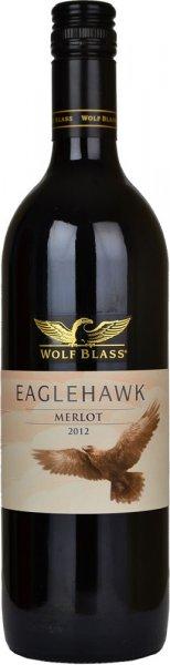 Wolf Blass Eaglehawk Merlot 2017/2018 75cl