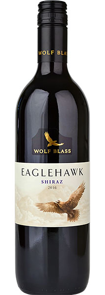 Wolf Blass Eaglehawk Shiraz 2018/2019 75cl