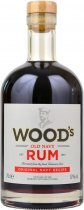 Woods 100 Old Navy Rum 70cl