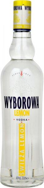 Wyborowa Lemon Vodka 70cl