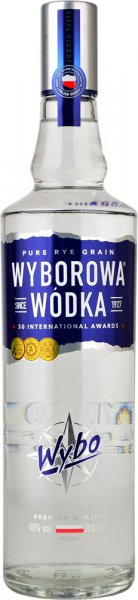 Wyborowa Pure Vodka 70cl