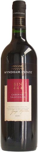 Wyndham Estate Bin 444 Cabernet Sauvignon 75cl