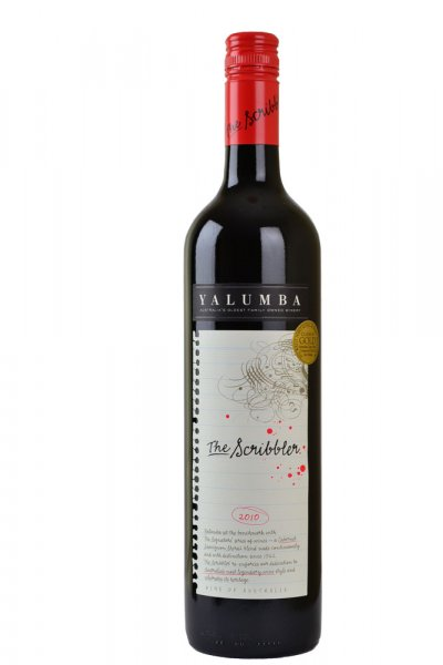 Yalumba The Scribbler Cabernet Sauvignon Shiraz, Barossa 2012 75cl
