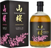 Yamazakura Japanese Blended Whisky 70cl