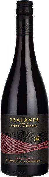 Yealands Estate Single Vineyard Pinot Noir 2018/2019 75cl