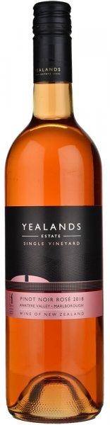 Yealands Estate Pinot Noir Rose 2018 75cl