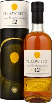 Yellow Spot 12 Year Old Single Pot Still Irish Whiskey 70cl