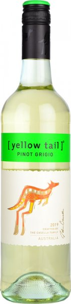 Yellow Tail Pinot Grigio 2019/2020 75cl