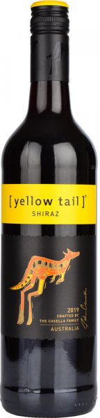 Yellow Tail Shiraz 2019/2020 75cl